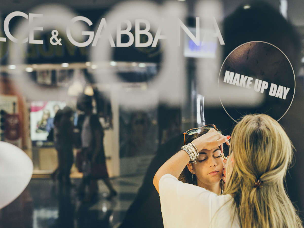 Brand activations, fashion & lifestyle, in-store activation
